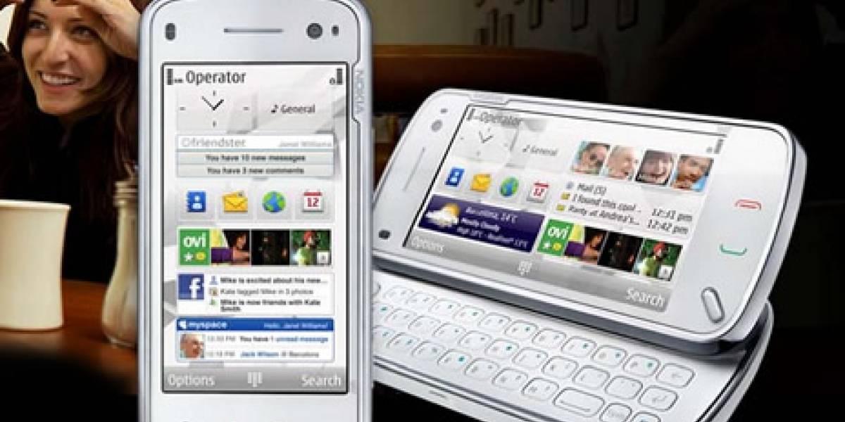 Nuevo Nokia N97