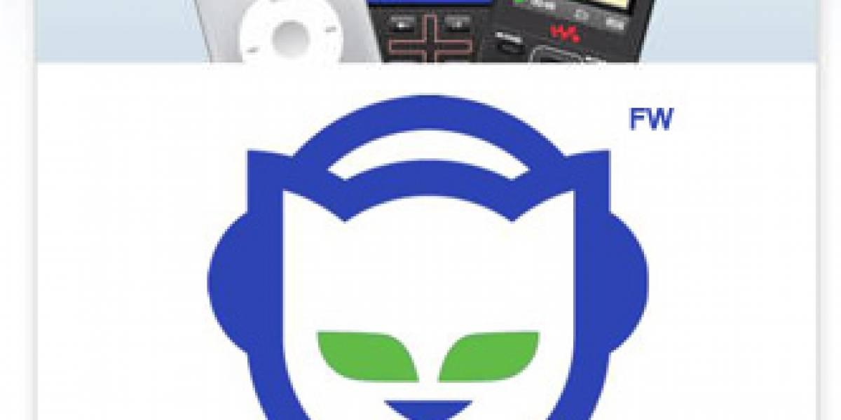 Napster apuesta a ganador ofreciendo toda su música libre de DRM