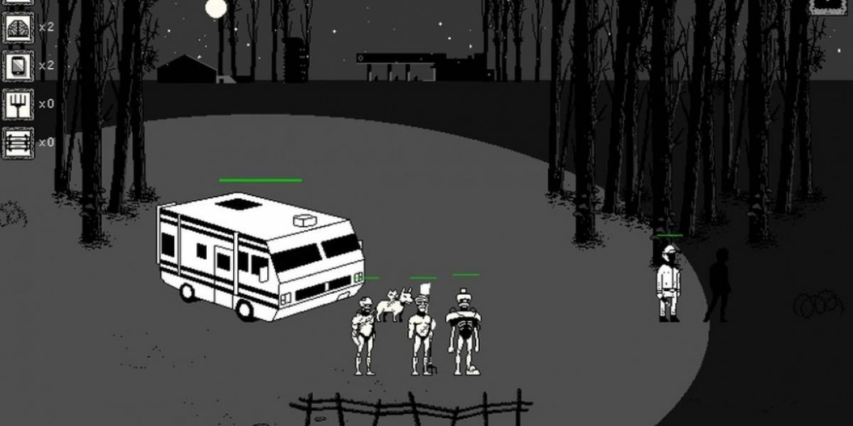 The Narrow Path, o un RTS de The Walking Dead para el navegador