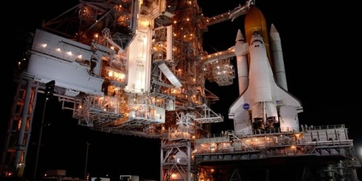 La NASA se deshará de sus transbordadores espaciales
