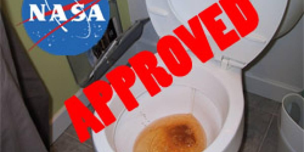 Orina filtrada de la NASA pasa la prueba del sabor