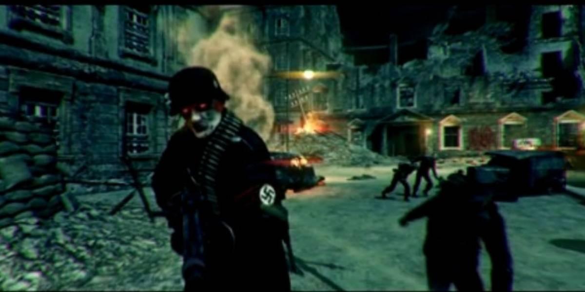 Tráiler de Nazi Zombie Army, el nuevo juego de los creadores de Sniper Elite V2
