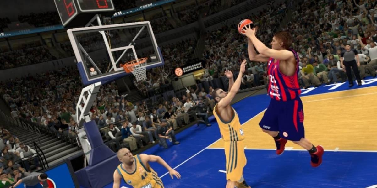 NBA 2K14 también recibe tráiler oficial
