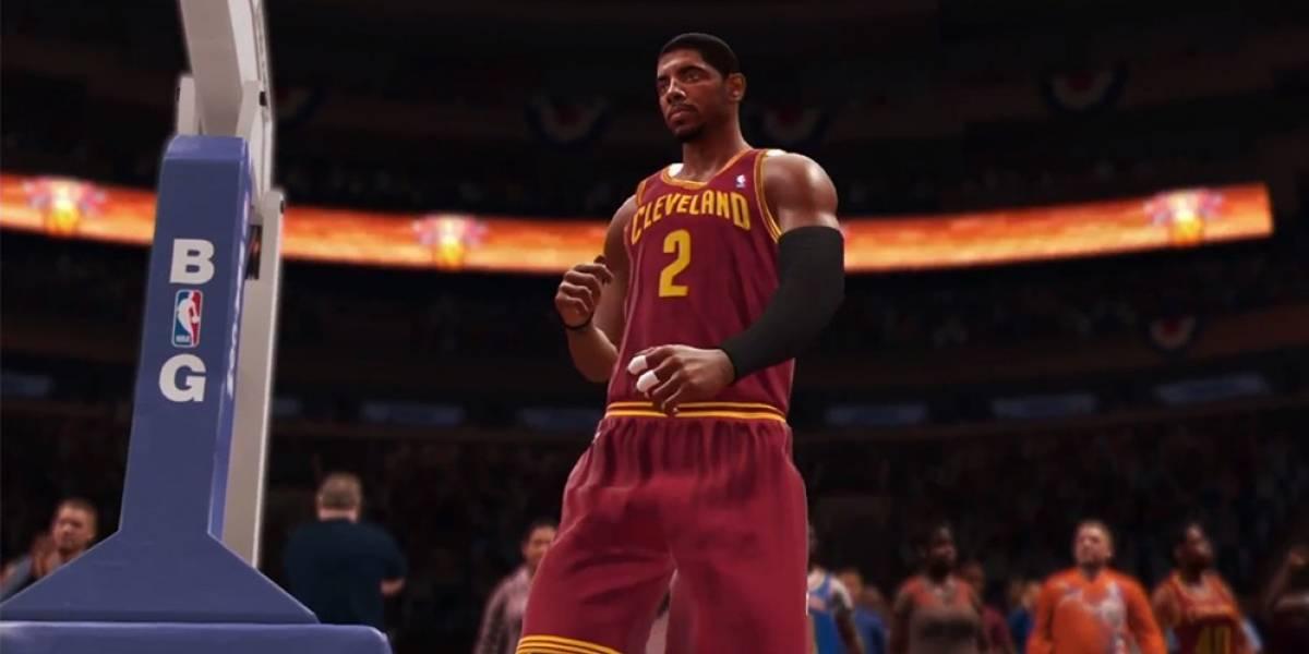 ¡Yo también! NBA Live 14 estrena tráiler de siguiente generación