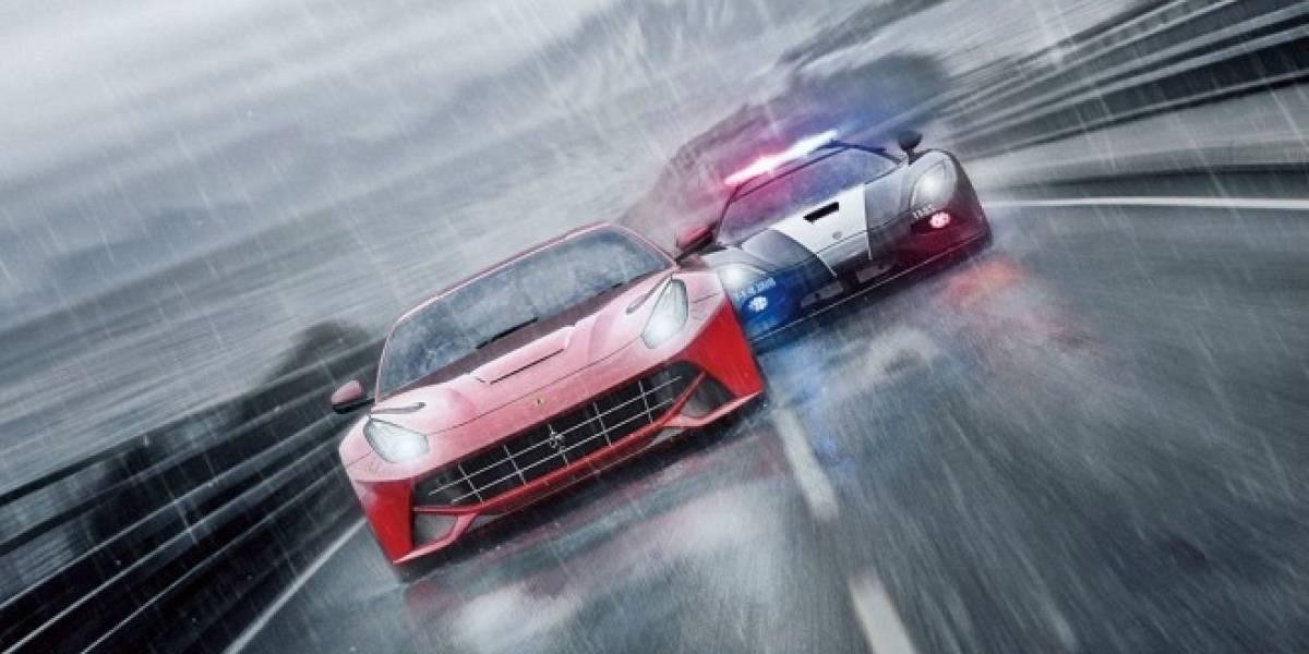 Need for Speed: Rivals, personalización y persecuciones en [gamescom 13]