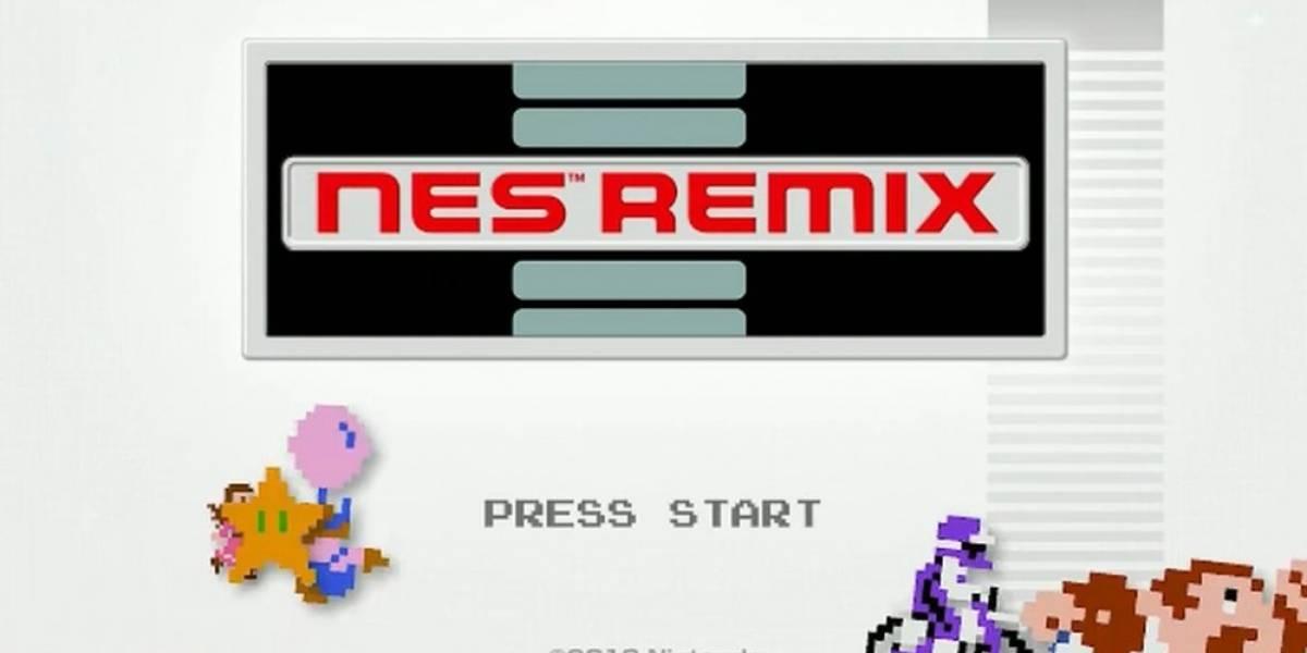 NES Remix 1 y 2 se lanzarán en formato físico #SDCC2014