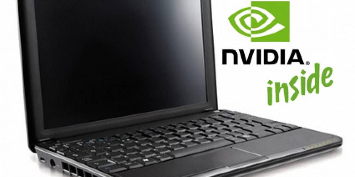NVIDIA podría lanzar chipset para netbooks