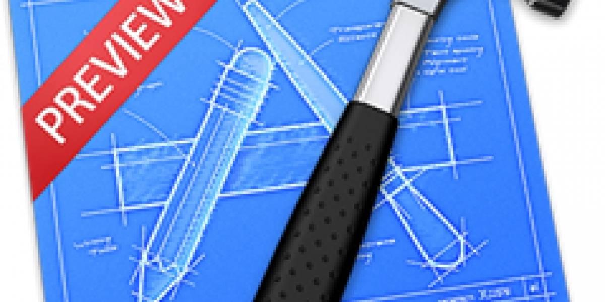 Apple presenta lo que será Xcode 4