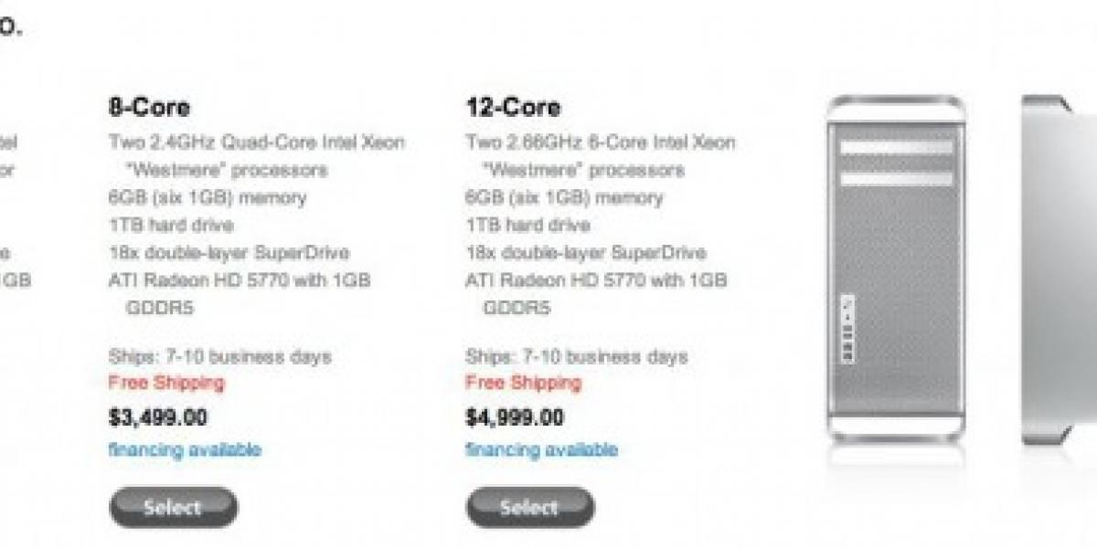 Llegaron los nuevos Mac Pro