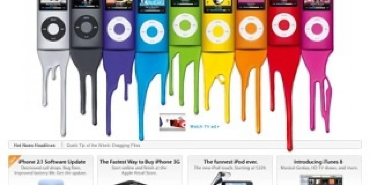 Nueva interfaz de Safari en iPhone OS 2.2