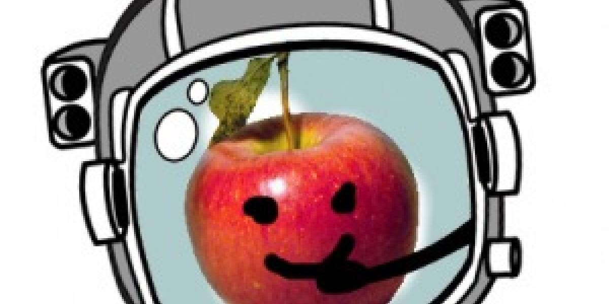Descendiente del manzano de Newton viajará al espacio