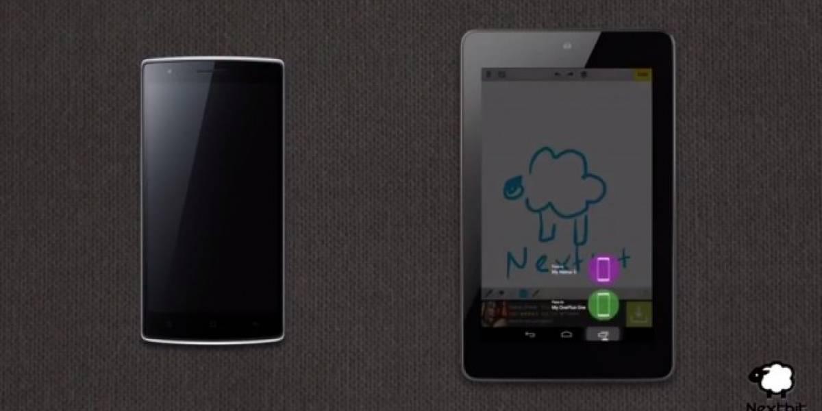 Nextbit ofrece aplicación para copia de seguridad, sincronización y pase de estado