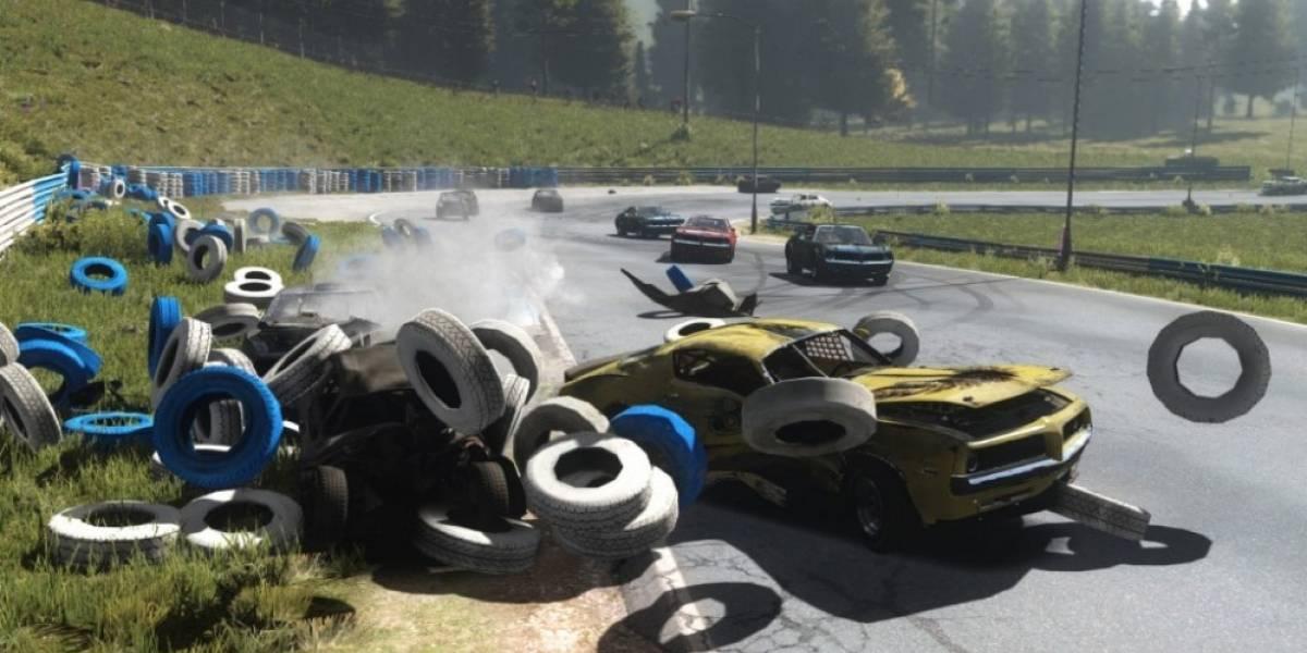 Next Car Game es lanzado en Steam Early Access