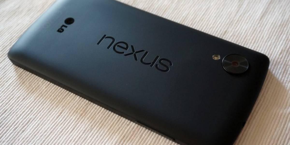 El Nexus 5 empieza a recibir Android 5.1 Lollipop