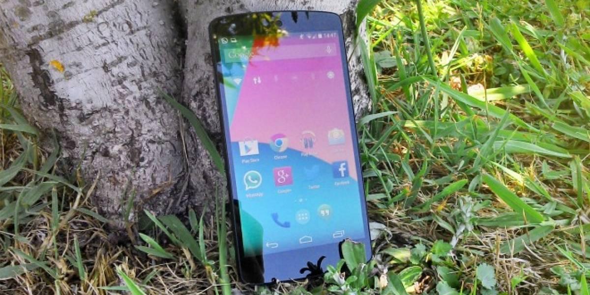 La corta y difícil vida del Nexus 5