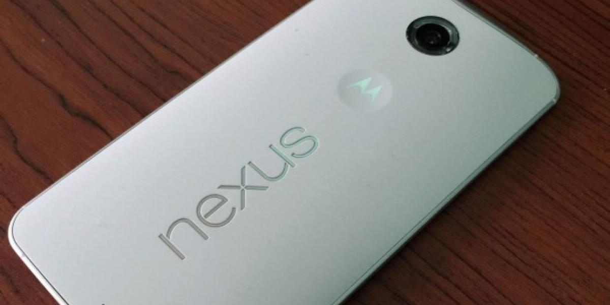 Android 5.1 mejora el desempeño del Nexus 6