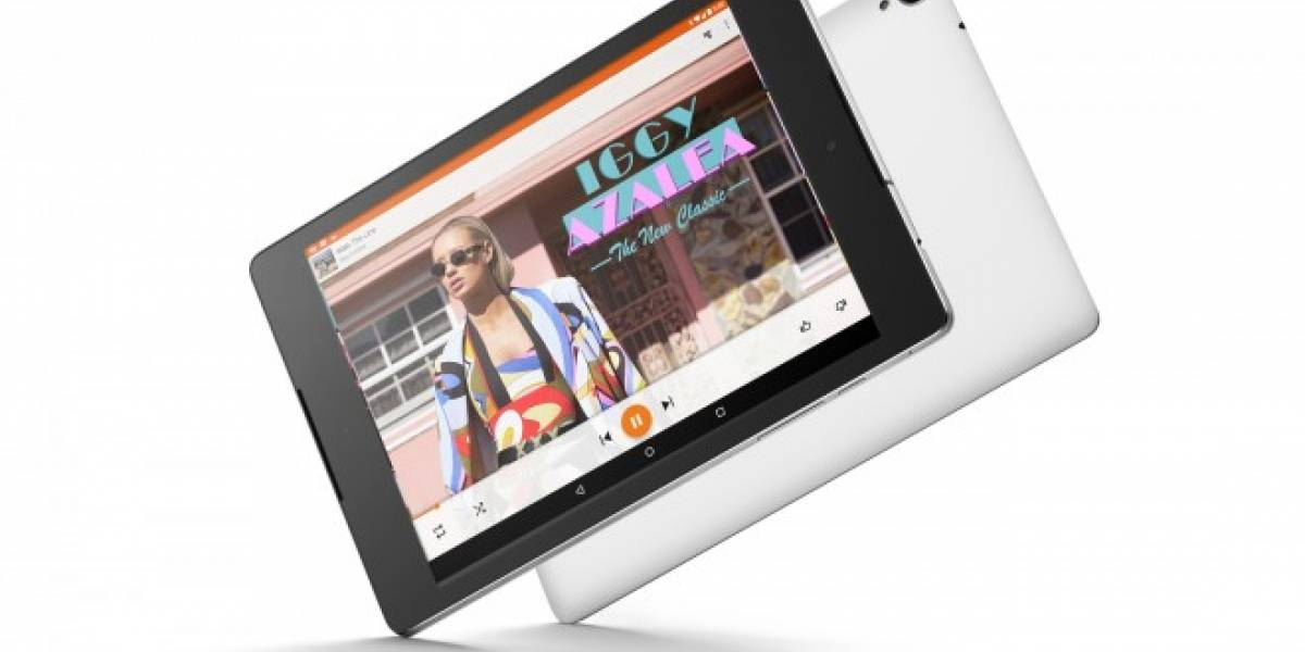 Nexus 9 es la tablet Android más potente del momento
