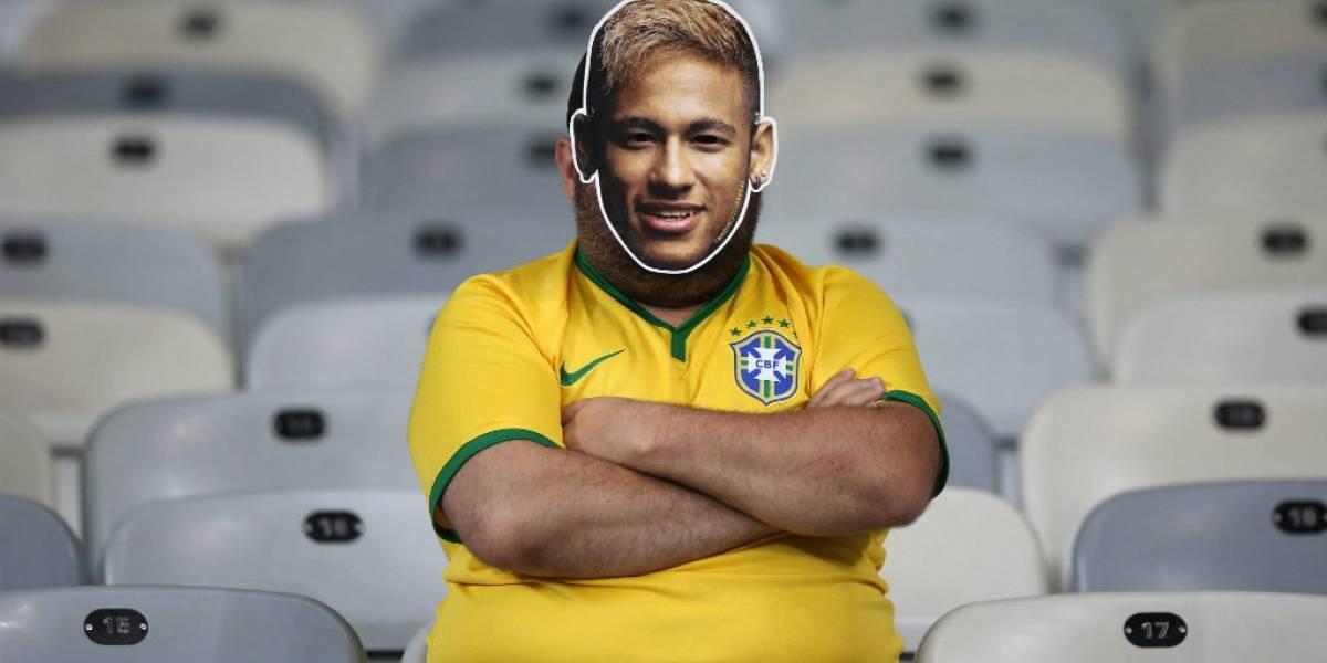 Neymar Jr. es la estrella de portada en PES 2016