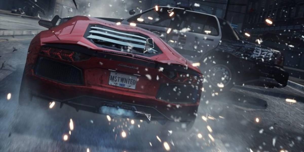 Need for Speed Most Wanted ya tiene fecha de lanzamiento en Wii U