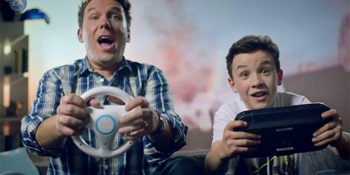 Tráiler de Need For Speed: Most Wanted U nos muestra su jugabilidad compartida