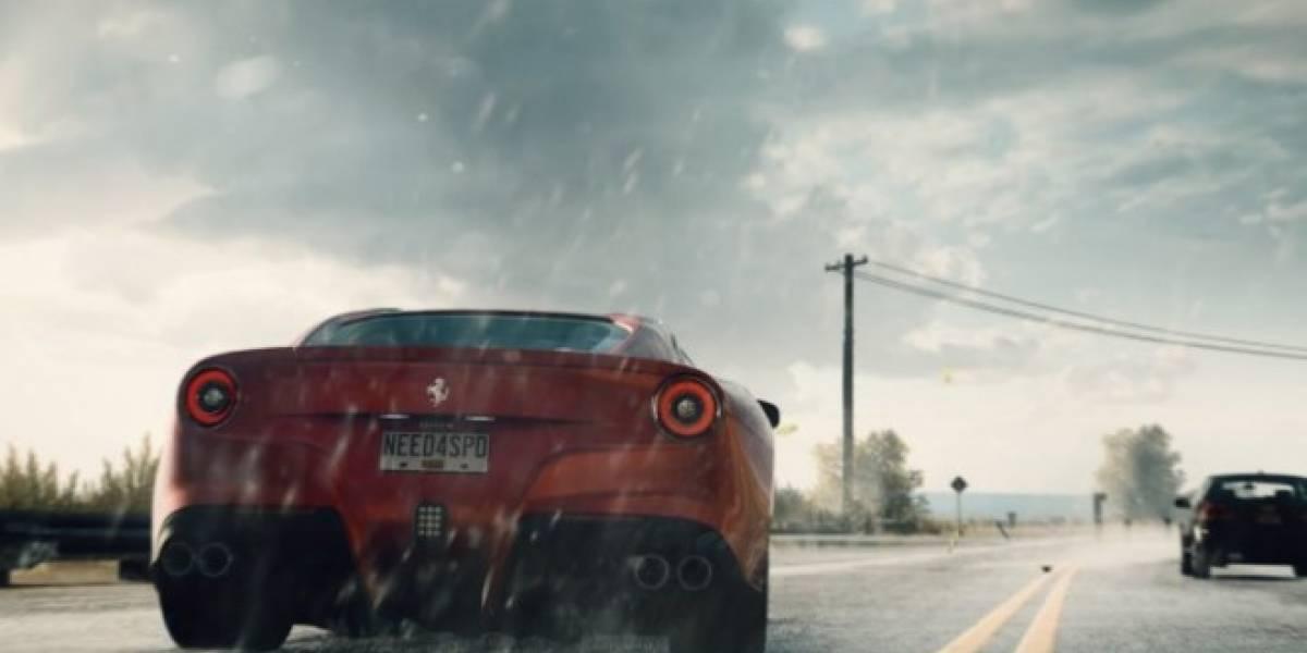 Need for Speed: Rivals ya tiene fecha en consolas de siguiente generación