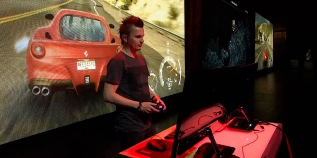 Need for Speed: Rivals se muestra con carreras totalmente dinámicas #E3