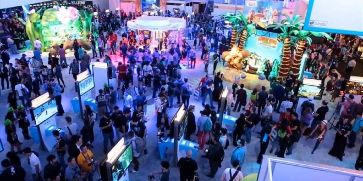 Nintendo muestra cómo es su puesto en la #E3