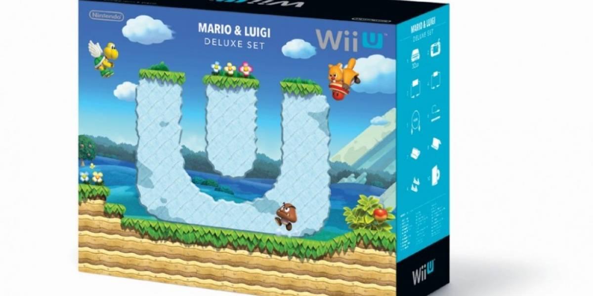 La nueva Wii U con New Super Mario y New Super Luigi tiene fecha de estreno en Chile