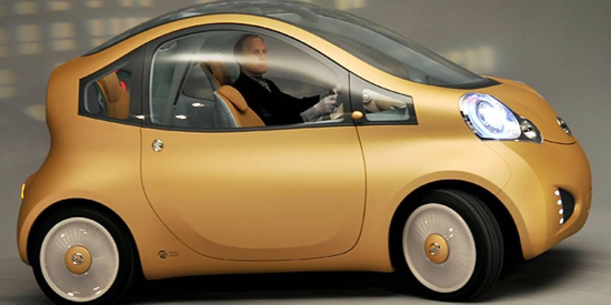 Futurología: Nissan Nuvu es otro EV que no veremos pronto