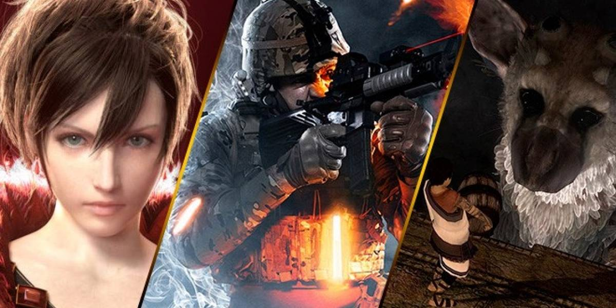 NB Ranking: Los 10 juegos ausentes en el anuncio de PlayStation 4
