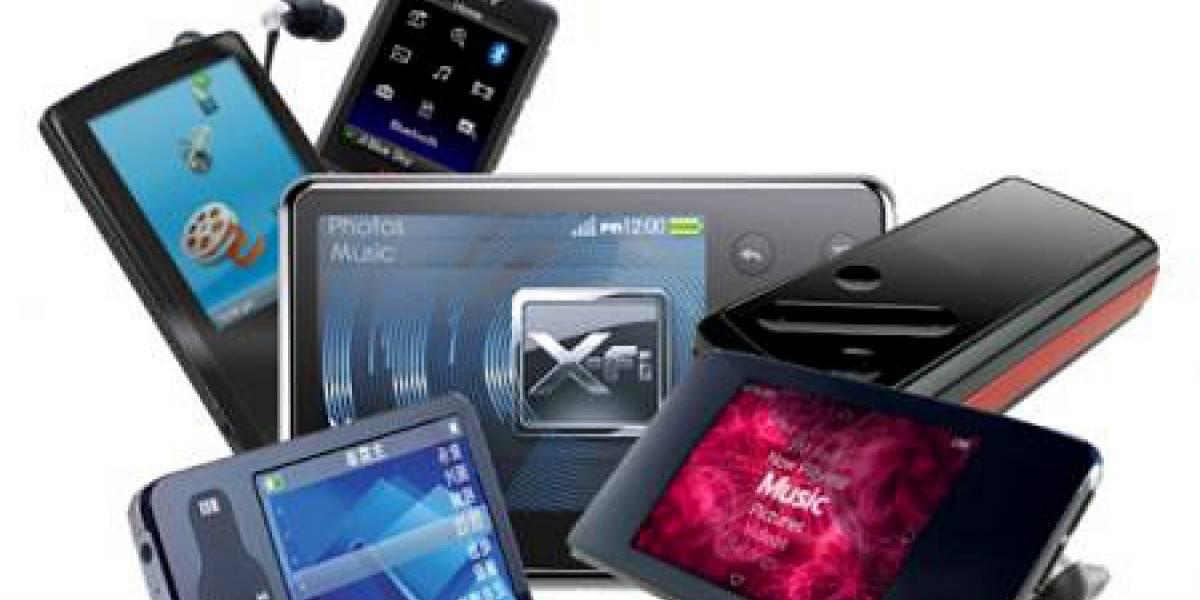 Alternativas al iPod: Creative Zen Mosaic