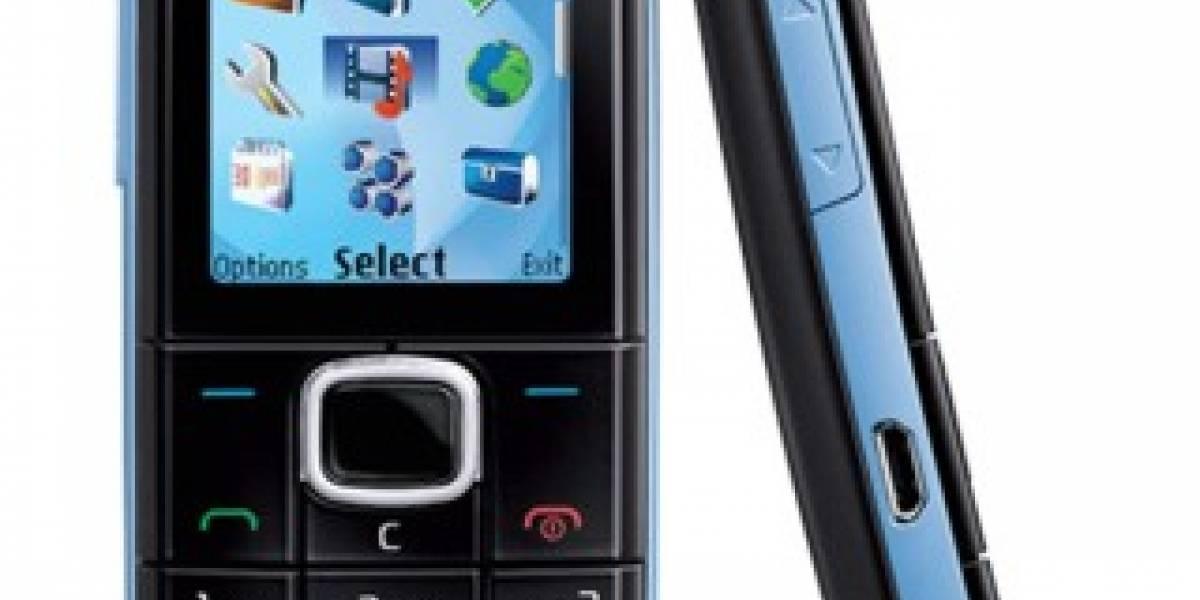 Nokia 1006: Un celular sencillo