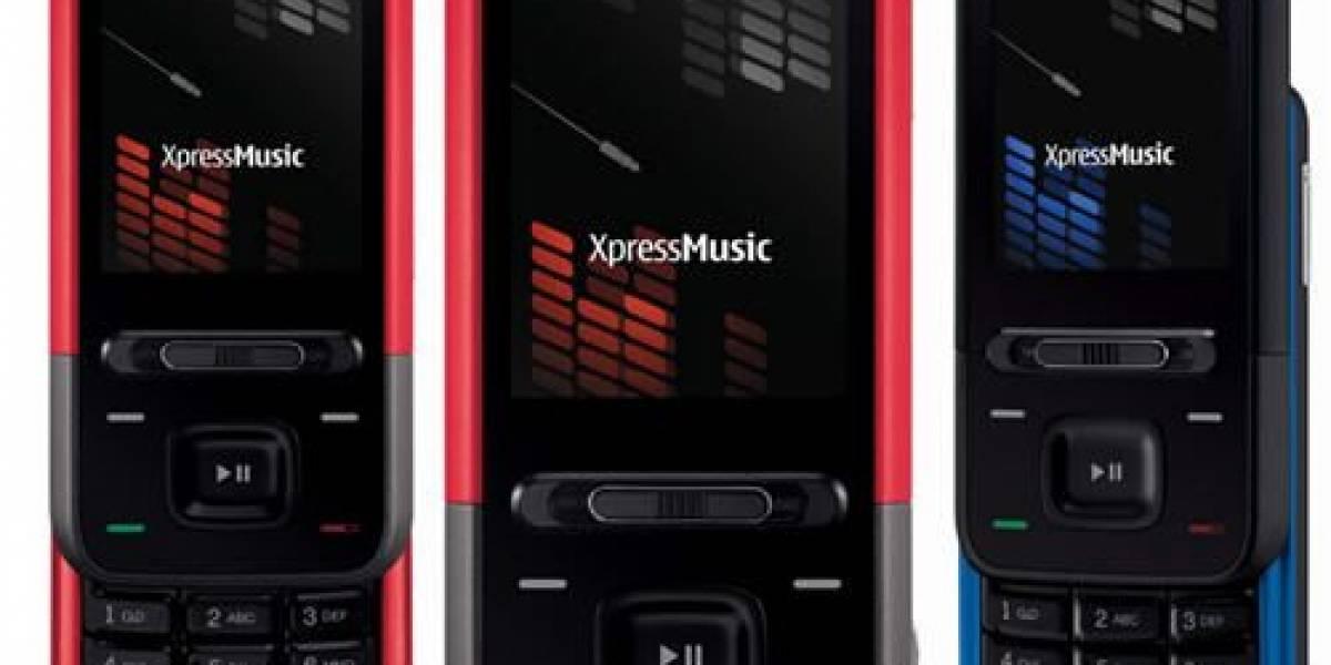 T-Mobile detiene la venta del Nokia 5610 XpressMusic