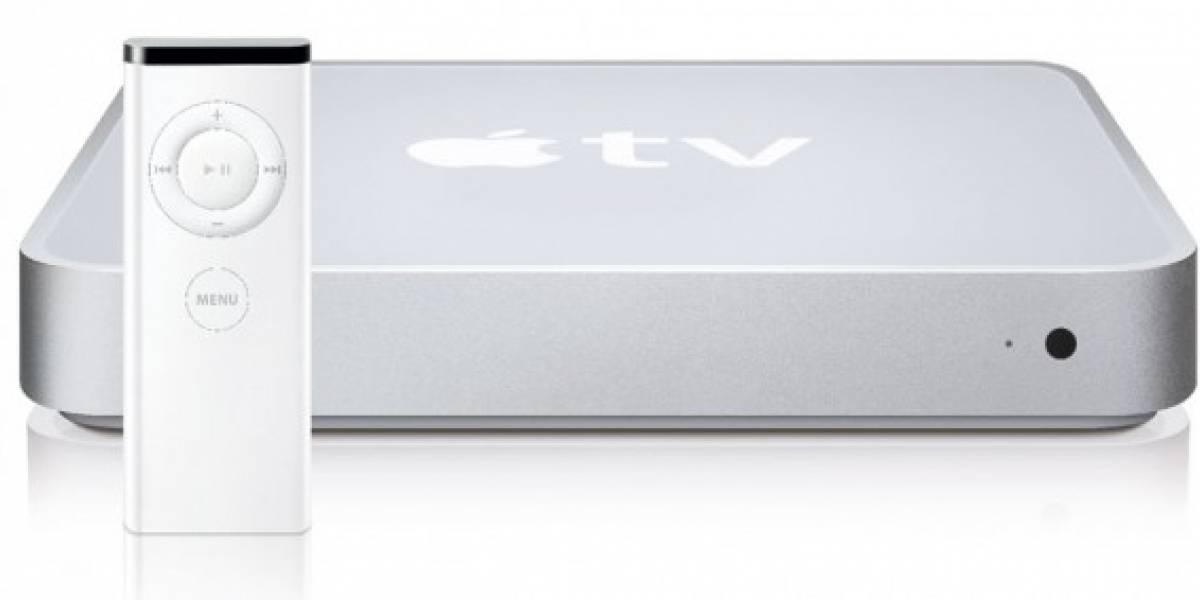 Rumor: Nuevo Apple TV costaría USD$99, con iPhone OS