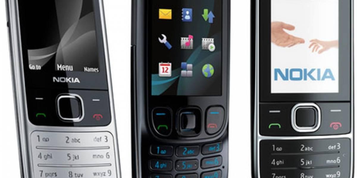Nokia presenta 3 nuevos clásicos