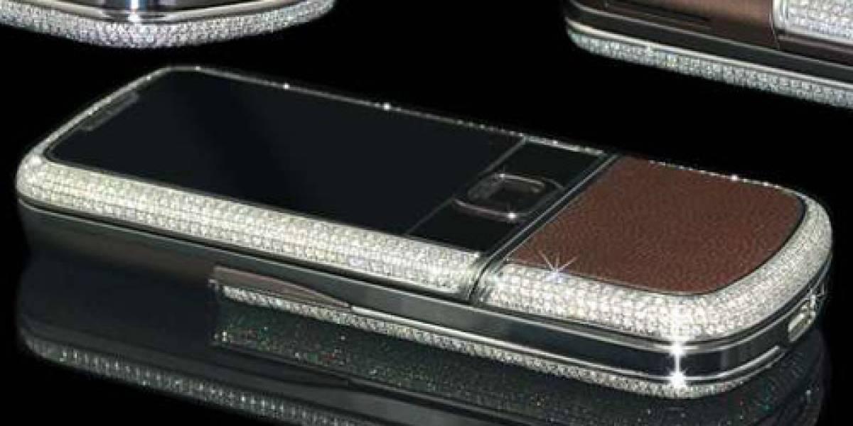 Nokia 8800 Princess Edition: Apto para bolsillos de la realeza