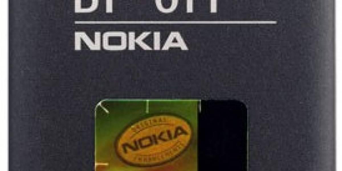 Nokia reconoce problemas con algunas baterías