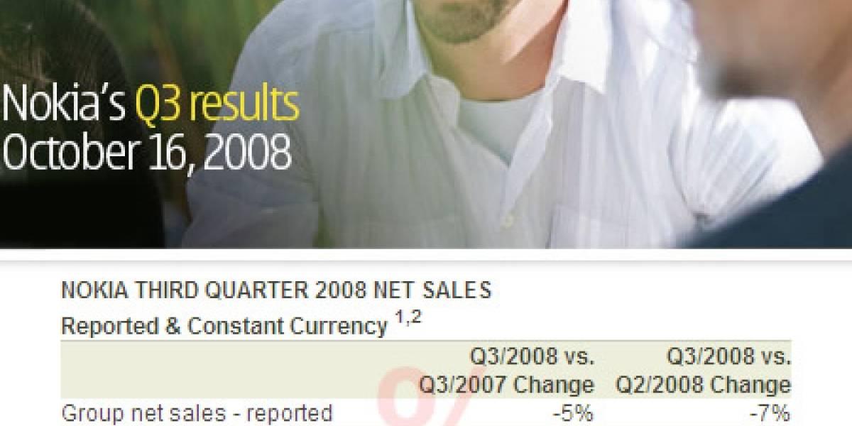 Resultados del Tercer Trimestre (3Q) de Nokia