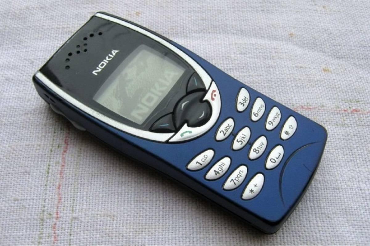 Nokia 8210 es el teléfono más usado por los traficantes de drogas