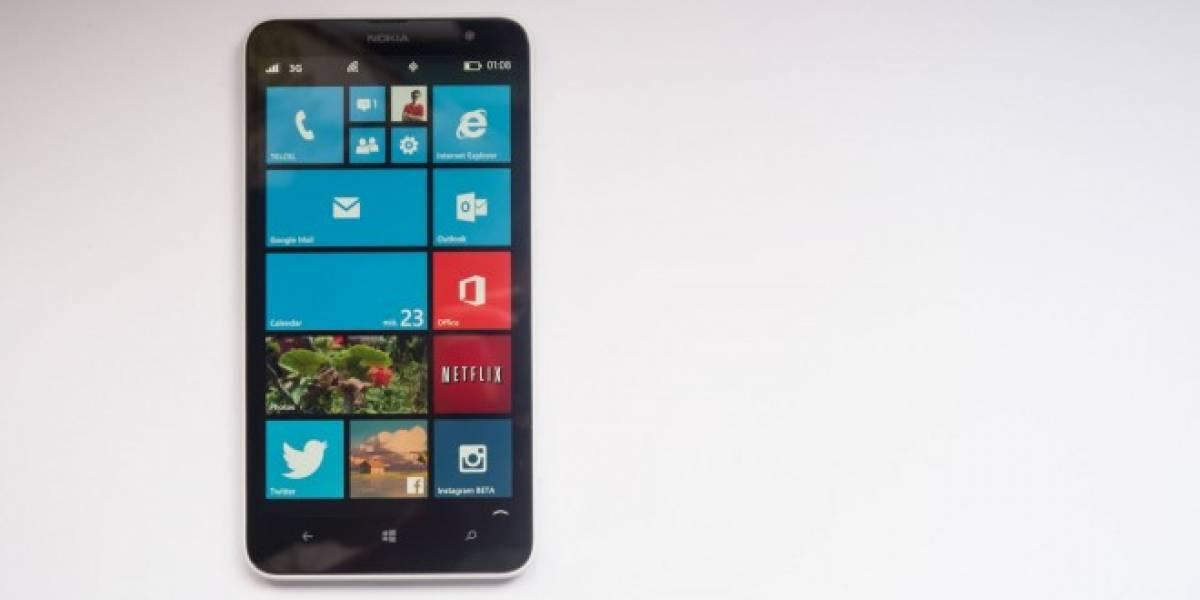 Review Nokia Lumia 1320 [W Labs]