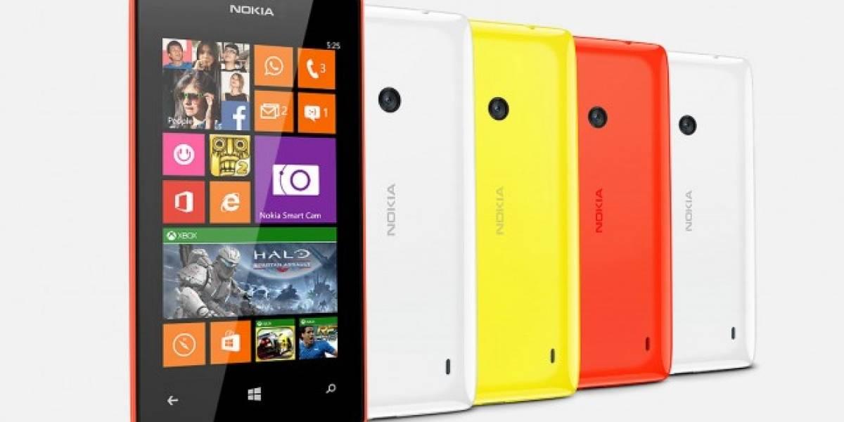 Todos los Lumia con Windows Phone 8 recibirán actualización a 8.1 vía OTA