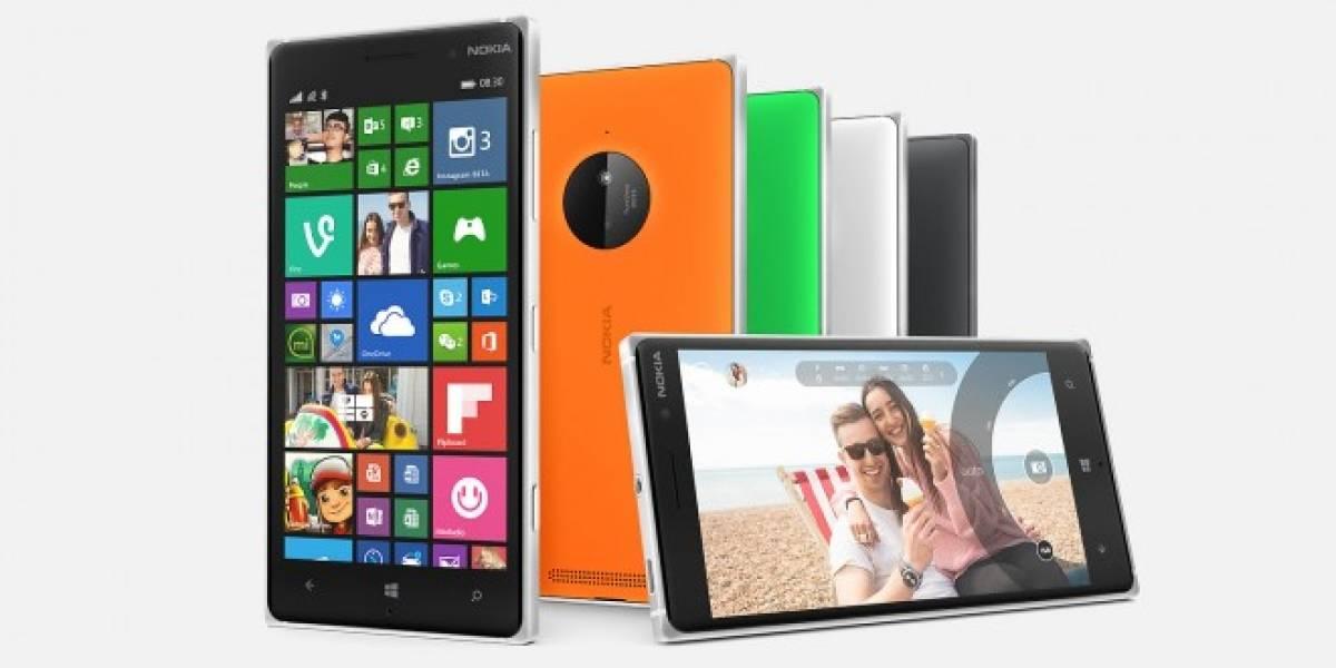 Microsoft lanza los teléfonos Lumia 735 y 830 en México
