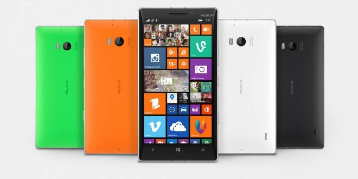 Microsoft anuncia la llegada definitiva de Lumia Denim