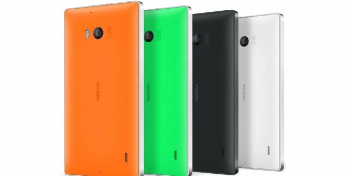 Así es la nueva marca Microsoft Lumia