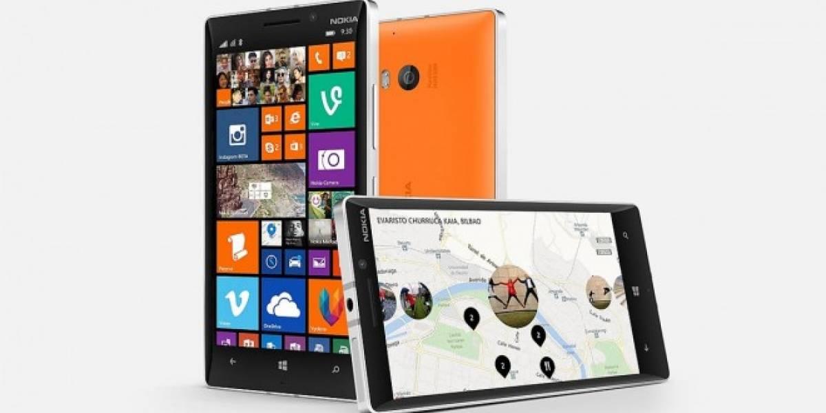 Nokia Lumia 930 ya está disponible en España