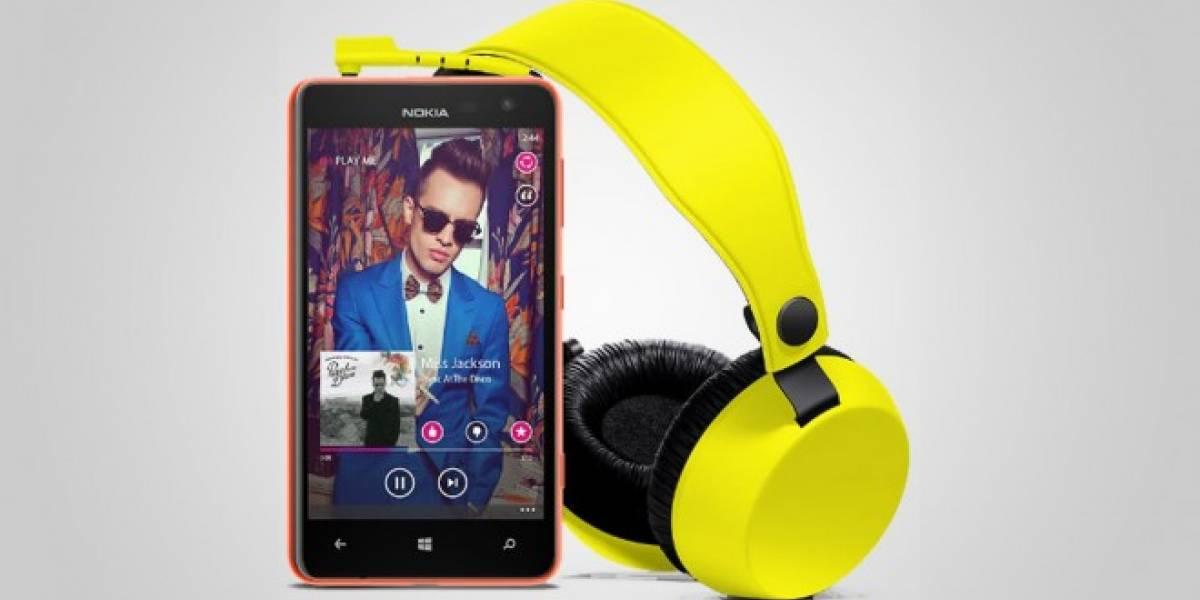 LINE compra el servicio de música MixRadio a Microsoft