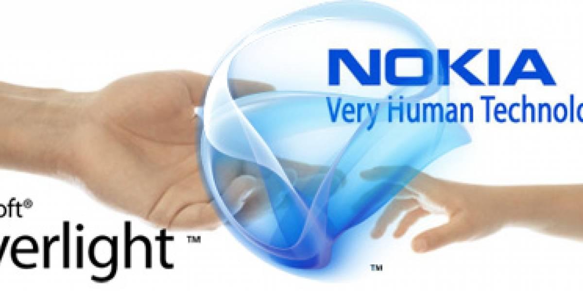 Silverlight se moviliza con Nokia inteligentemente