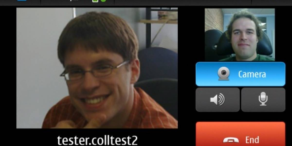 Agregan soporte para videollamadas Skype y Google Talk en Nokia N900/Maemo