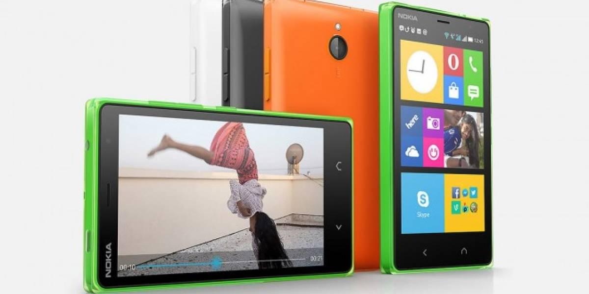 Microsoft matará los terminales Nokia X con Android