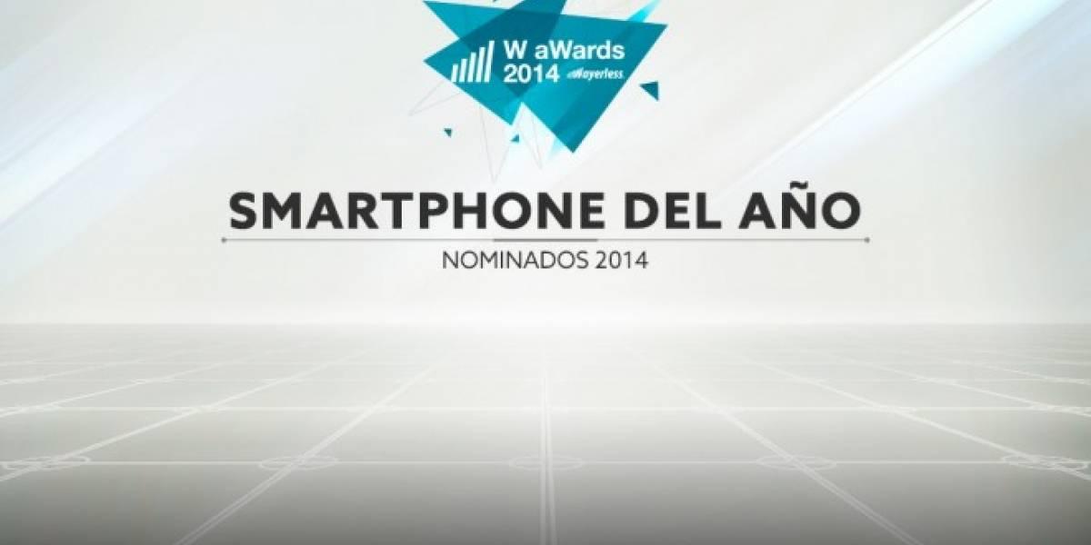 Vota por el Mejor Smartphone del 2014 [W aWards]